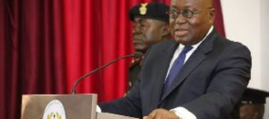 Roll out courses that will meet requirements of Industry – Nana Addo to Academia
