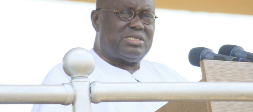 Full text: Akufo-Addo's May Day Celebration speech