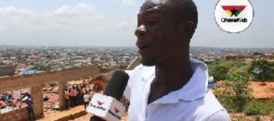 Rescuing victims from collapsed church building wasn't easy – Witness