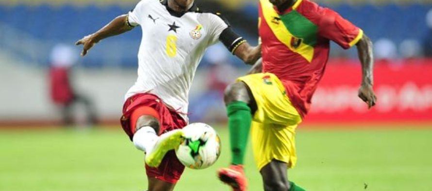 Guinea hold Starlets in final group game