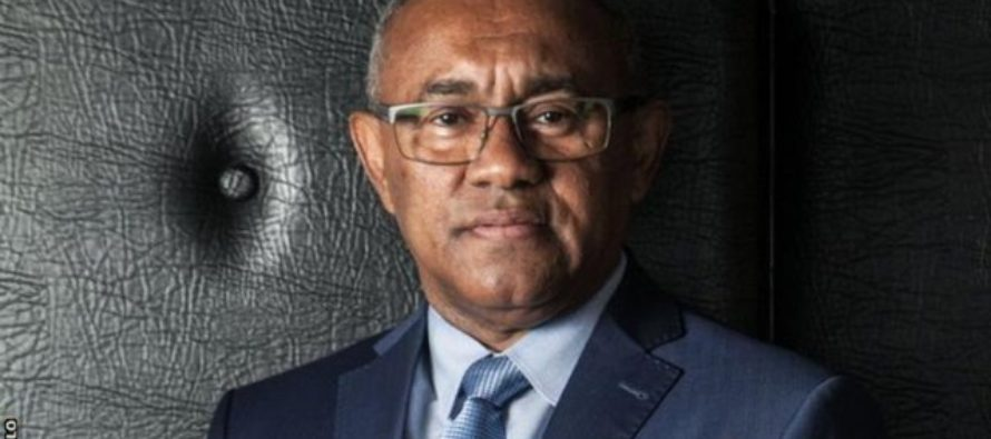 New CAF president Ahmad refuses to accept a salary
