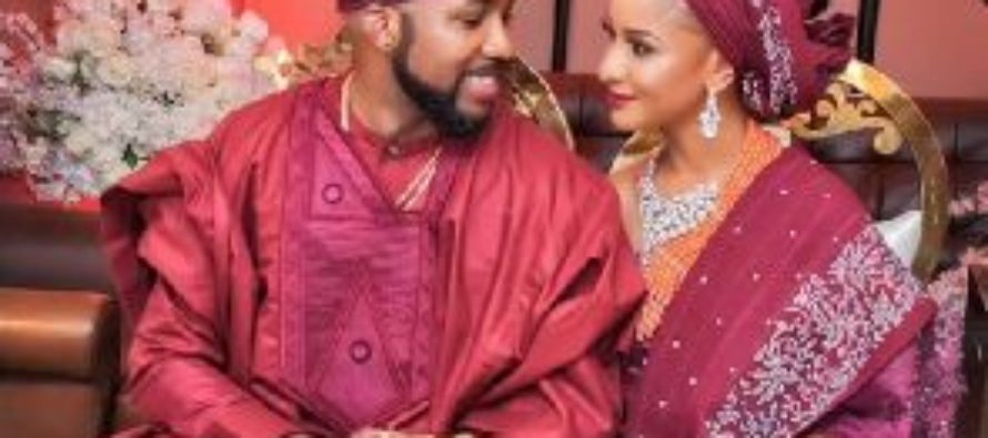 Banky W and Adesua set to wed in November