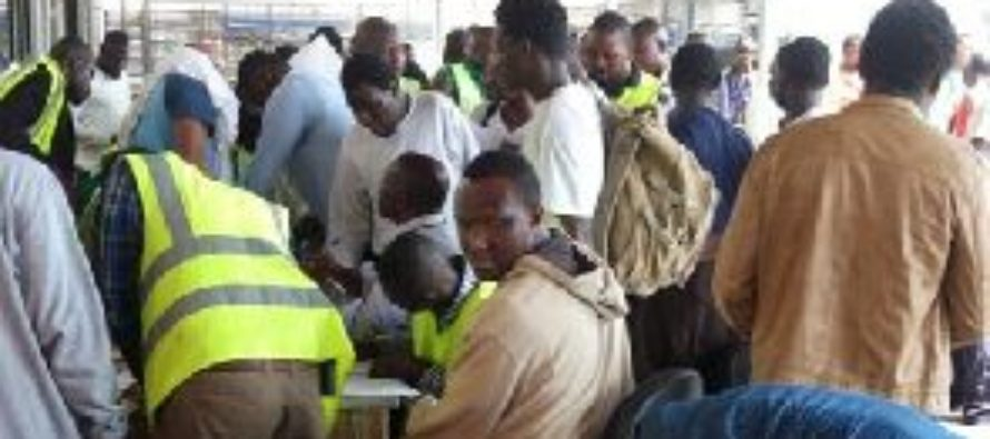More Ghanaian deportees from US expected in coming weeks