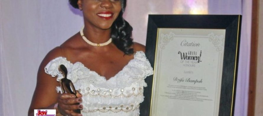 JoyNews' Dzifa Bampoh, others honoured at Glitz Women of Year Honours