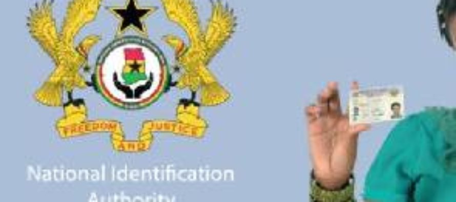 83% of Ghanaians without National ID
