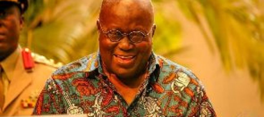 'No room for SADA scandals in my government' – Akufo-Addo