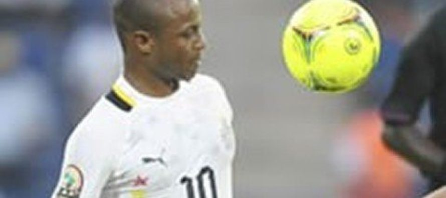 Andre Ayew could return to Marseille – Father Abedi Pele reveals