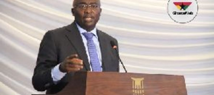 We are on track to stabilize Cedi – Bawumia