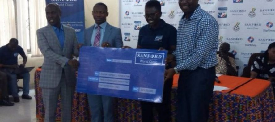 2016/17 Sanford Women's FA Cup launched