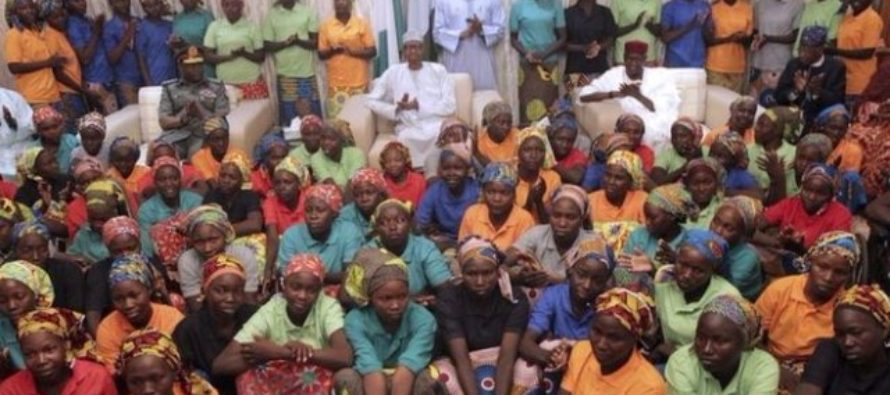 You represent our countries future; Ghanaian MP welcomes Chibok girls