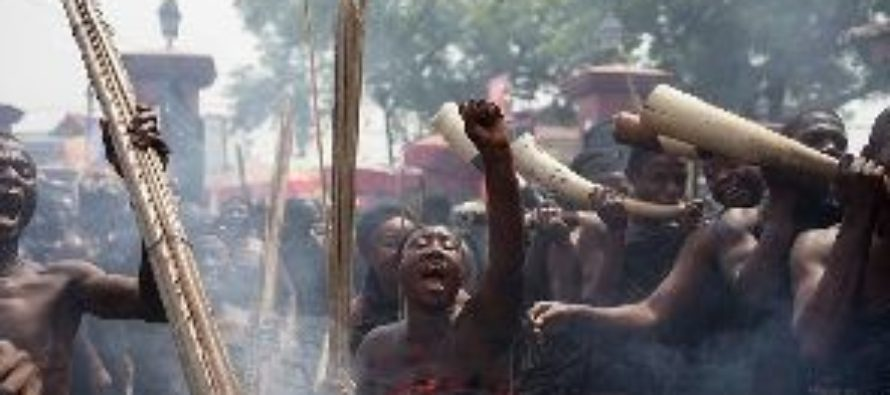 One person arrested over Queenmother's funeral shooting at Akropong