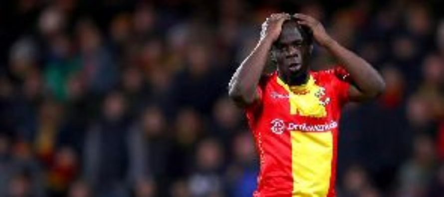 Elvis Manu sacked for neglecting his Dutch club to support old side Feyenoord
