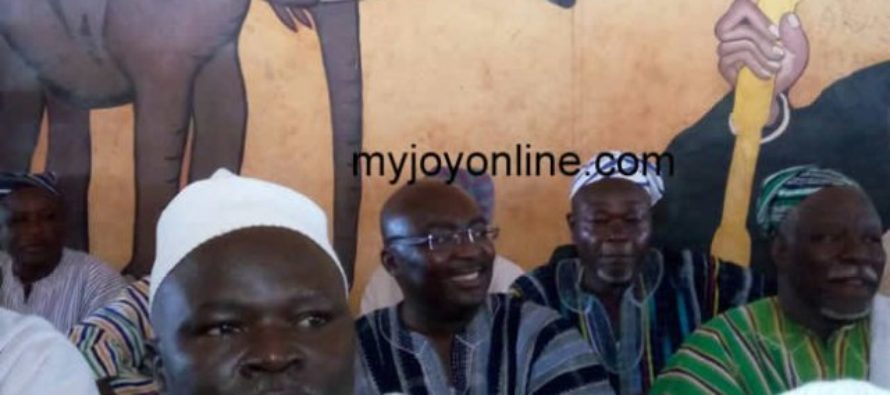 Sagnarigu chief wants gov't to restore peace in Dagbon or risk disaster
