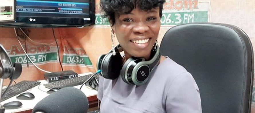 I have no female radio DJ competition – Ohemaa Woyeje brags