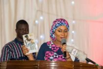 Don't let African literature die; Samira Bawumia charges youth