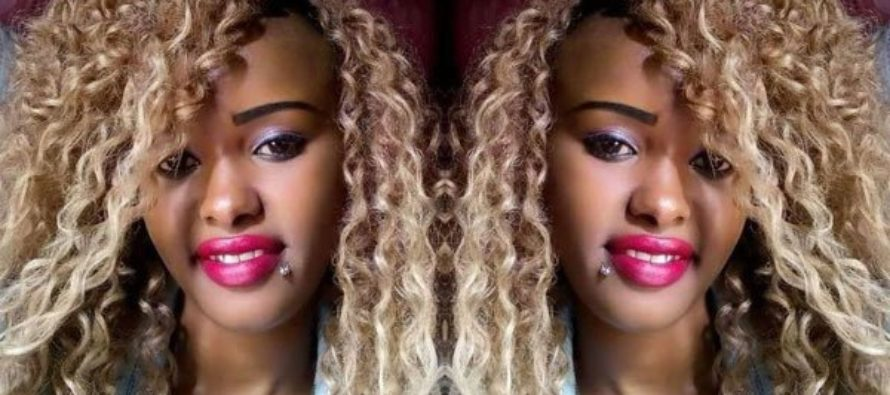 Nairobi's prettiest thug buried after police shooting