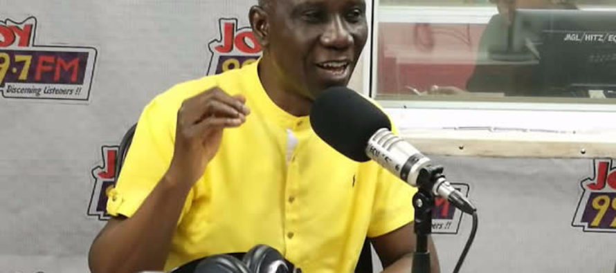 What would you do if your world came crashing down suddenly? – Ebo Whyte asks