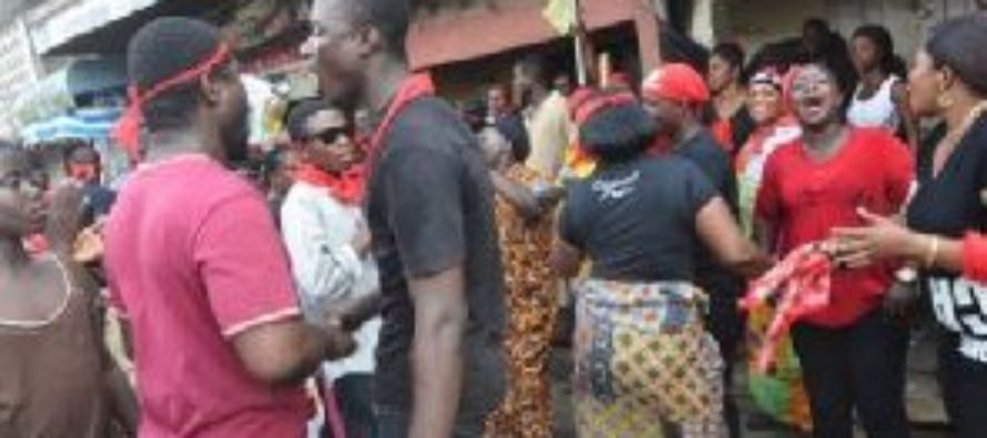 Armed robbers are collapsing our business – Kumasi traders