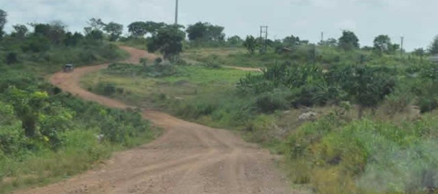 UHAS VC worried over uncompleted road on campus