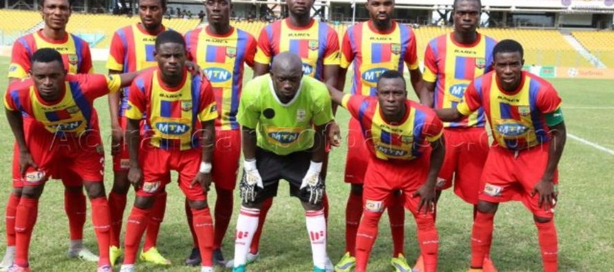 MTN FA CUP: Hearts thrash Kotoku Royals, Kotoko progress