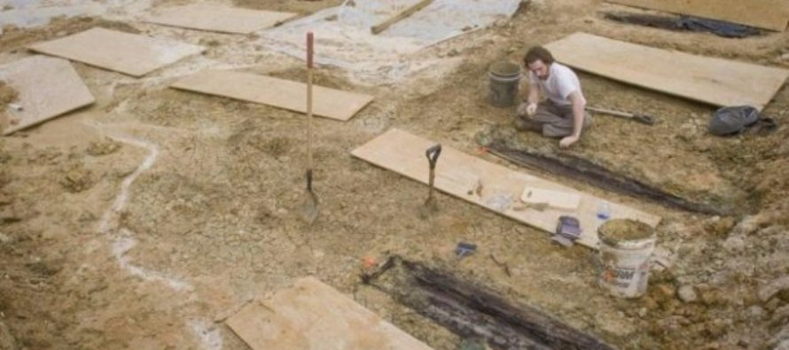 '7,000 bodies buried' beneath Mississippi university