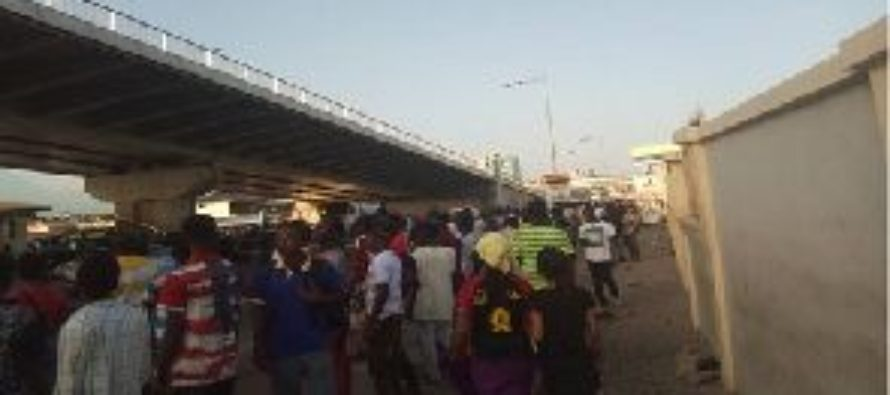 Traders go on rampage after AMA guards allegedly beat 40yr old man to death at Circle