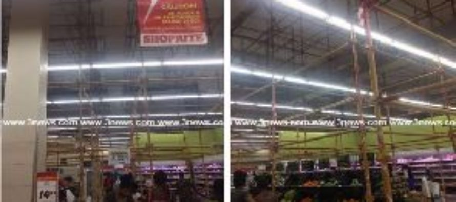 Accra mall Shoprite now deathtrap – Experts