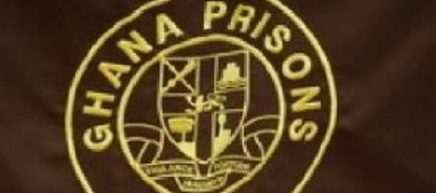 Give us our own ministry – Prisons