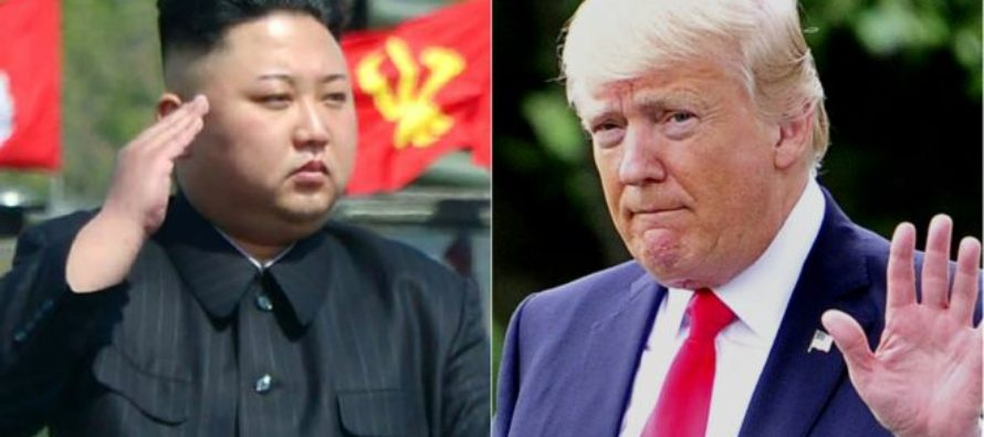 Donald Trump: I would be honoured to meet Kim Jong-un