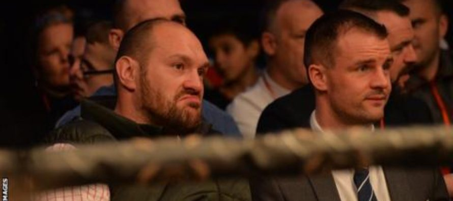 Tyson Fury: Ukad hearing into doping allegations is postponed