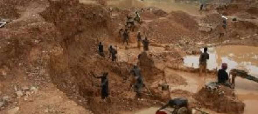 Church rejects 'galamsey offering'