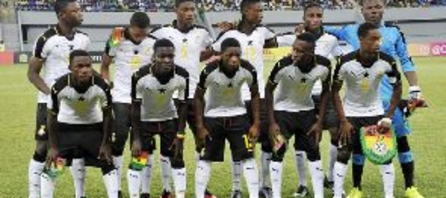 Starlets to play Niger in U-17 Afcon semi-final