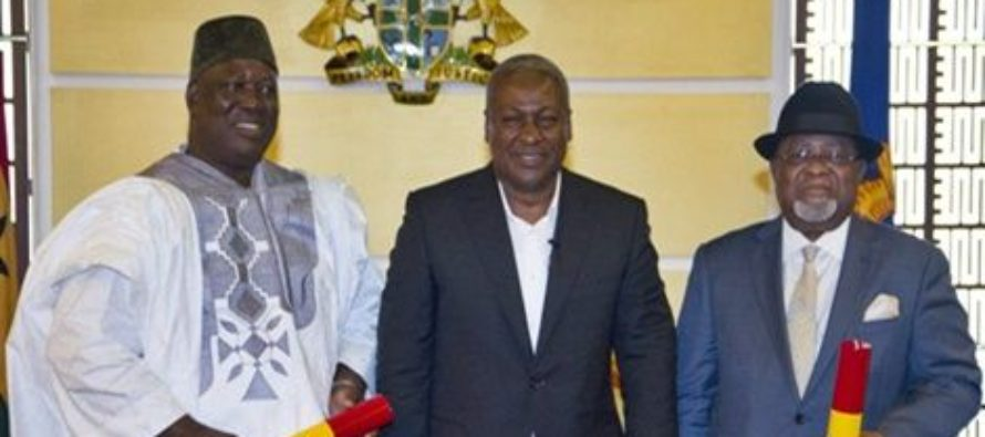 Mahama's Minister sacked from VIP Lounge