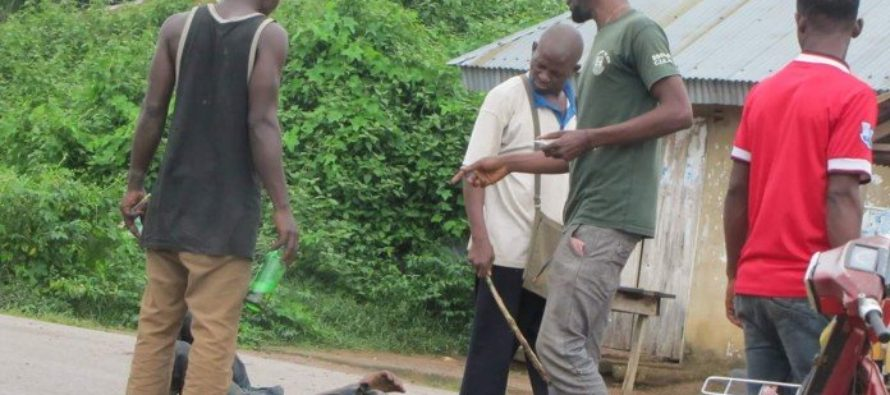 Suspected armed robber lynched in Kasoa