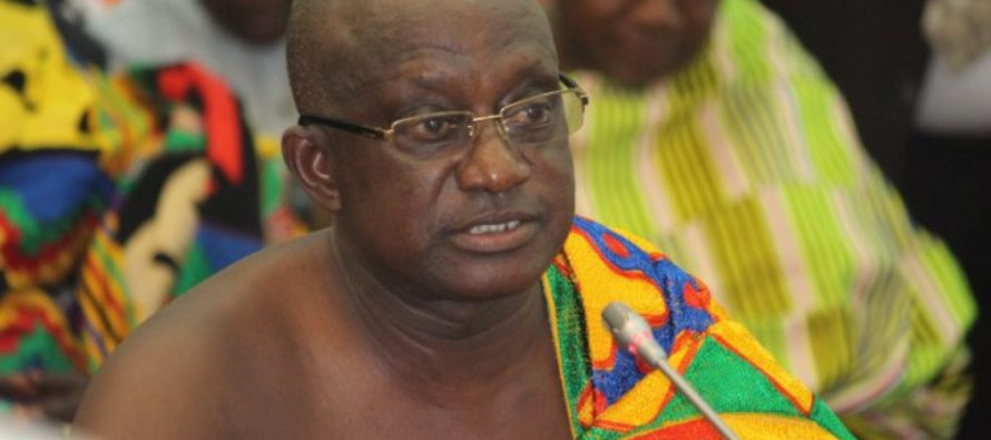 I don't know Aisha Huang from Adam – Ashanti Regional Minister