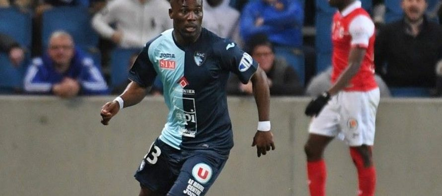 Ebenezer Assifuah scores debut goal for Le Havre in French Ligue II