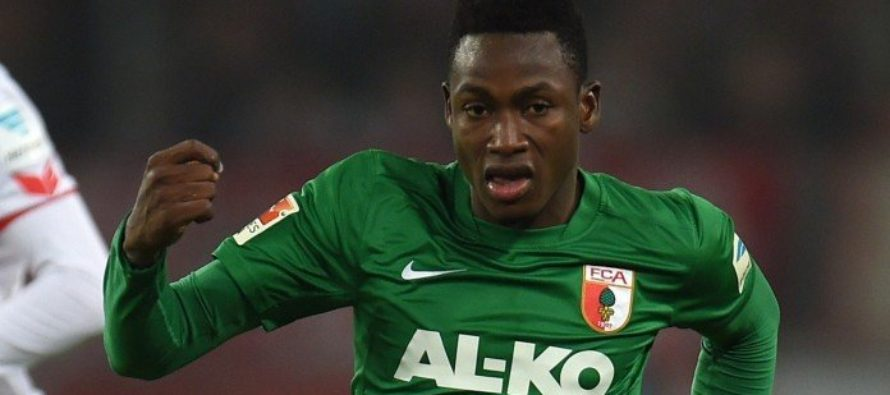Newcastle United targets Baba Rahman