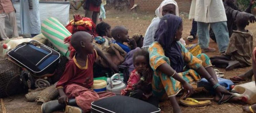 C.A.R.: 30 people dead, many displaced in fresh violence -Red Cross