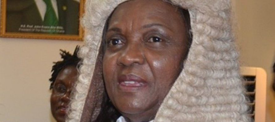 I will retire in four weeks – Chief Justice