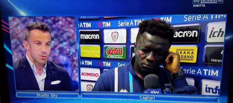 Juventus legend Del Piero backs racially-abused Sulley Muntari for walking off pitch