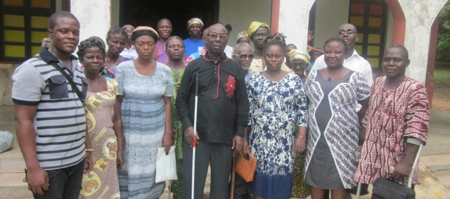 Afajato-South District (GBU) elects new executives