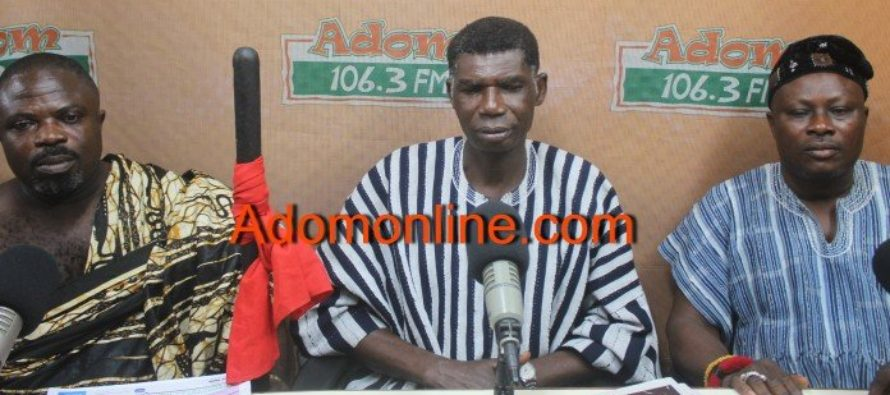 We'll cut down our cocoa trees and go into galamsey – Angry Mampong Chiefs threaten