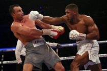 Joshua vs Klitschko rematch could take place in October