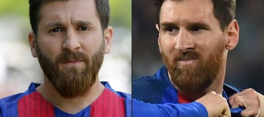Police impounds Iran student's car because he looks like Messi