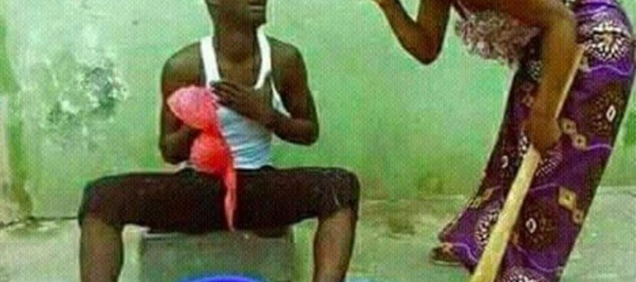 Meet the Ghanaian men who prefer to wash their wive's panties