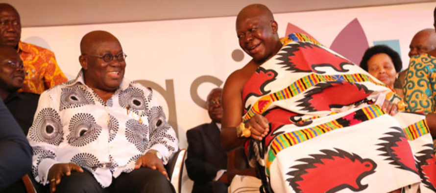 Increase proportion of Ghanaian goods on sale at malls – Akufo-Addo