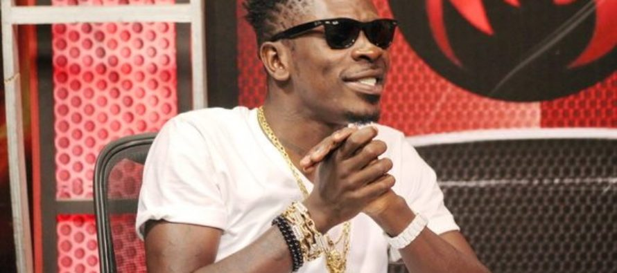 Shatta Wale and Militants take over Airtel Chart Show