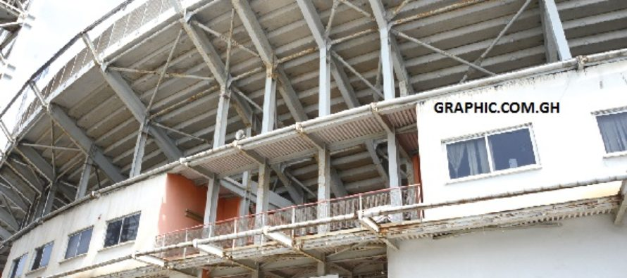 Accra Stadium a death trap – Minister, set for immediate closure
