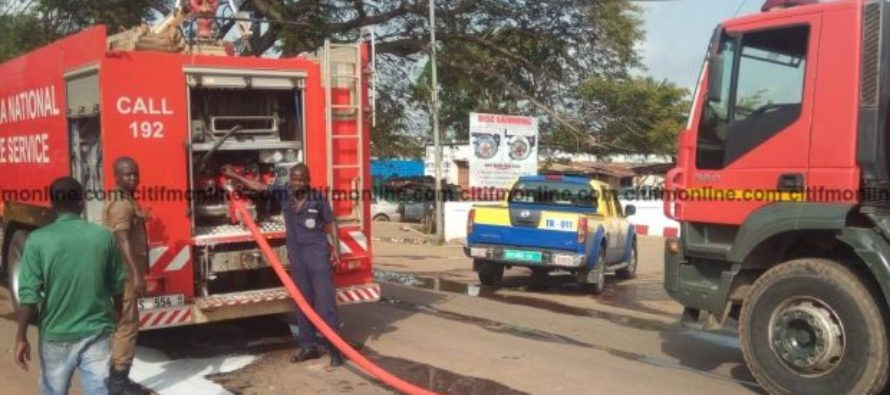 25 persons injured in Takoradi gas explosion [Photos]