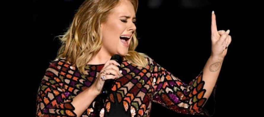 Adele ranked richest solo female musician